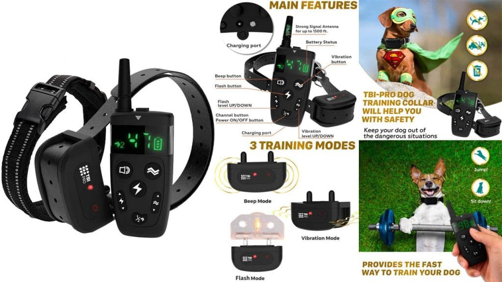 12 Best Dog Training Collars 1